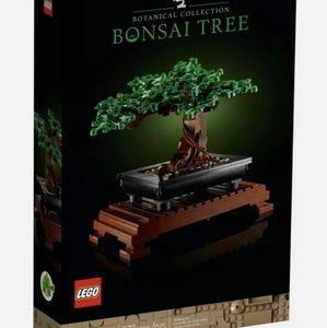 Lego 10281 Bonsai Tree Botanical NIB 18+